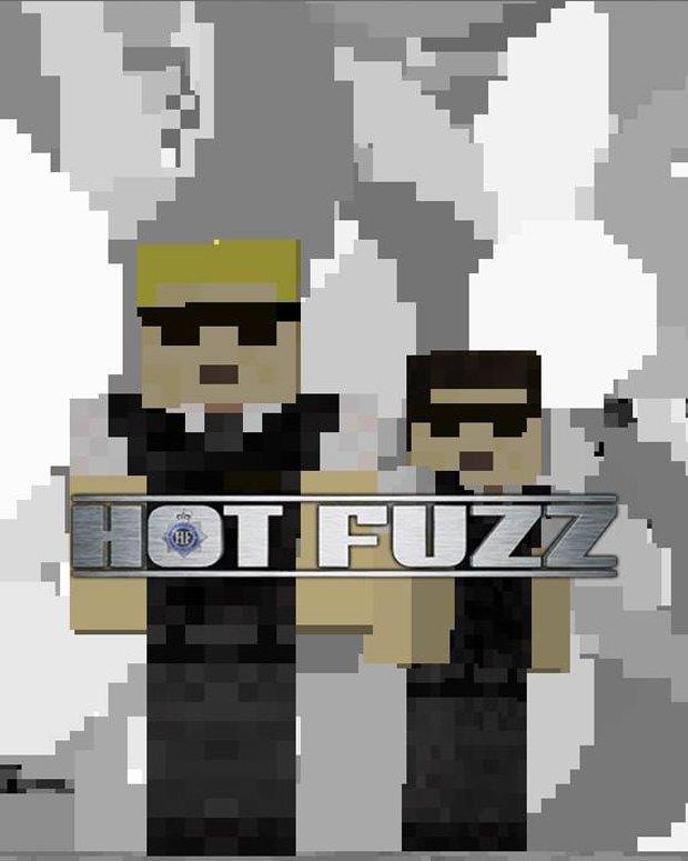 Режим «Творчество»: 25 кинопостеров, выполненных в стиле Minecraft. Изображение № 8.