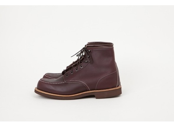 "Red Wing Shoes 213 - 200 Series 6"" Moc Oxblood, 269,95 €. Изображение № 8."