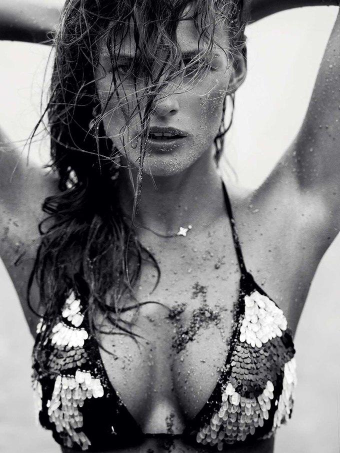 Модель Эдита Вилкевичуте снялась в фотосессии у фотографа Жана Велтерса. Изображение № 1.