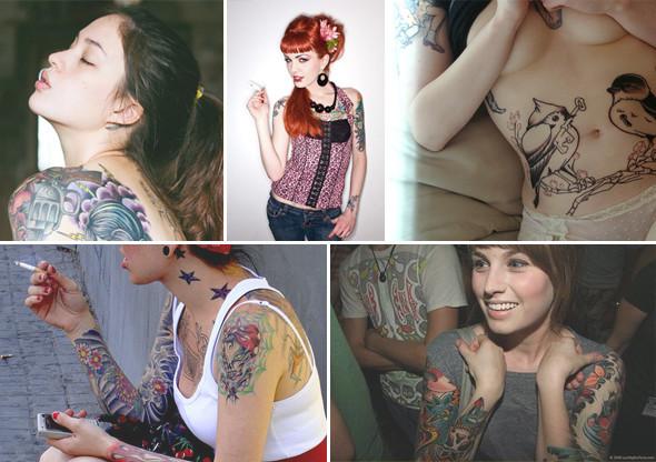 Шоу-гелз: 100 тумблер-блогов с фотографиями девушек. Изображение № 11.