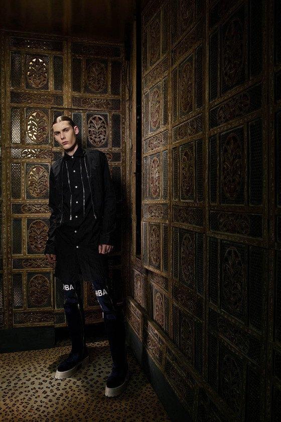 Марка Hood By Air показала новую коллекцию одежды. Изображение № 16.