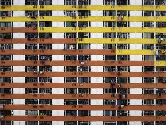 Впечатляющие виды Гонконга. Изображение № 22.