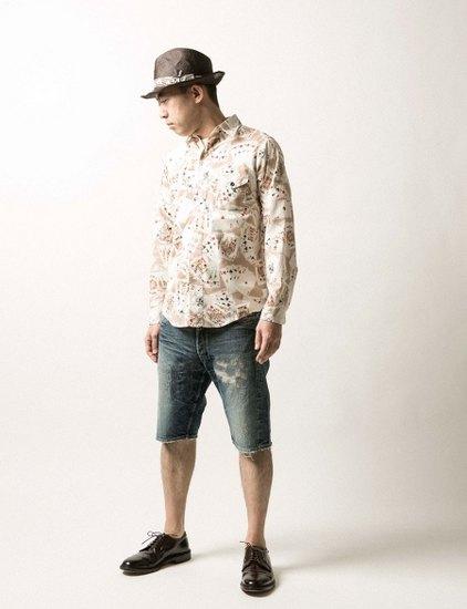 Японская марка Human Made опубликовала лукбук весенней коллекции одежды. Изображение № 9.