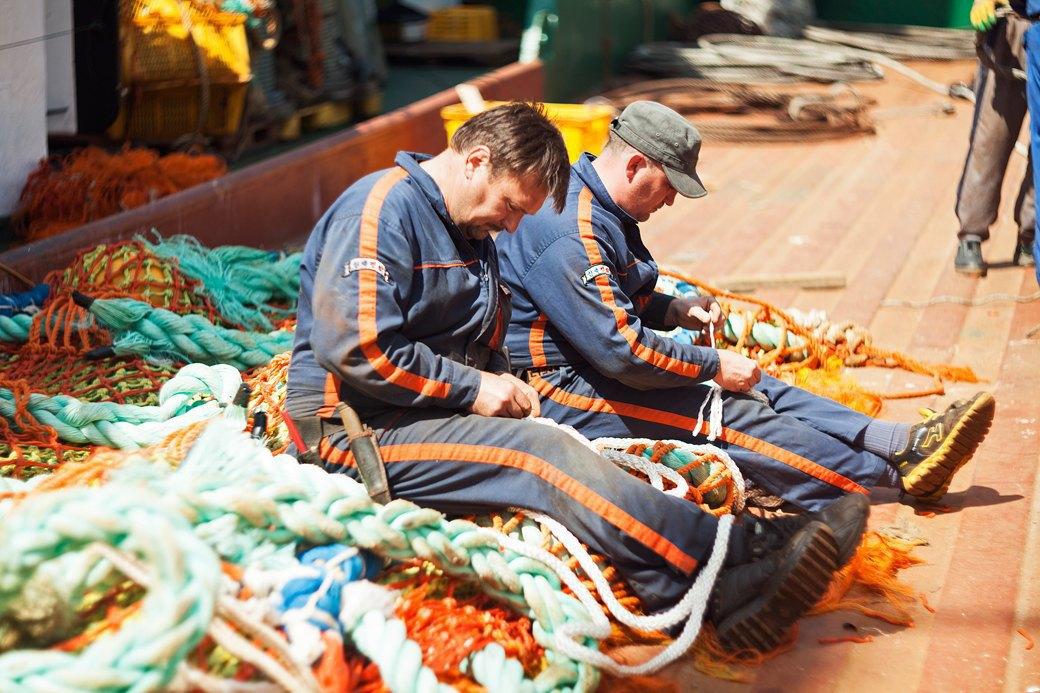 Как я бросил всё ради работы на морском судне. Изображение № 7.