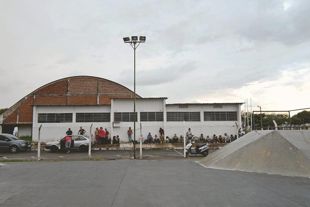 Доска почета: Несколько дней со скейтбордистами Сан-Паулу. Изображение № 9.