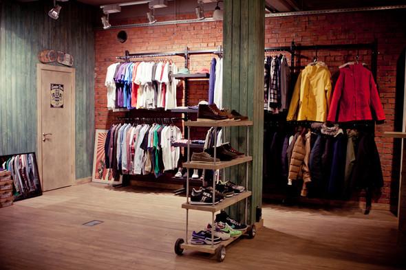 Новое пространство магазина Konkrete Store. Изображение № 20.