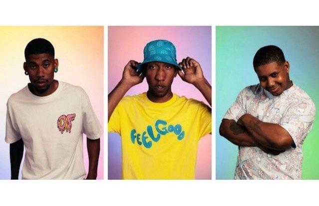 Хип-хоп-команда Odd Future опубликовала лукбук новой коллекции. Изображение № 9.