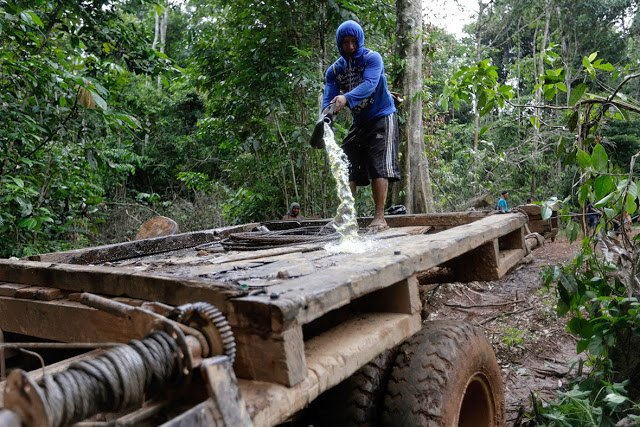 Индейцы Амазонии открыли охоту на браконьеров. Изображение № 4.