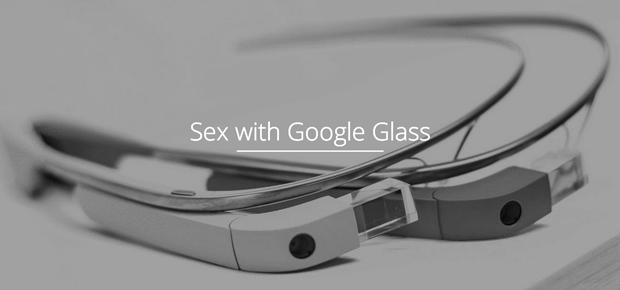В Google Glass появилось первое приложение для секса. Изображение № 1.