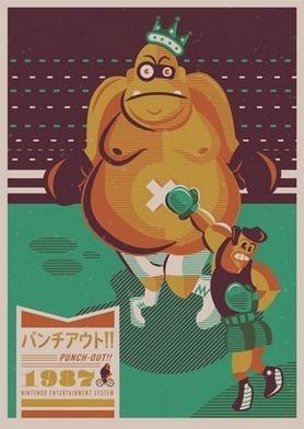 Вышла энциклопедия культовой игры Nintendo «Mike Tyson's Punch-Out!!» . Изображение № 8.