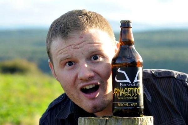 В Шотландии изготовили самое крепкое в мире 65-градусное пиво. Изображение № 1.