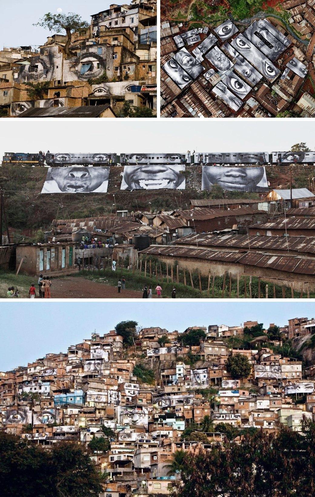 Гид по граффити в странах третьего мира. Изображение № 8.