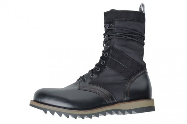 Итальянские марки Stone Island и Diemme представили совместную коллекцию обуви. Изображение № 2.