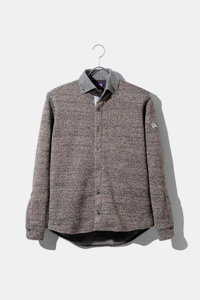 Марка New Era Japan представила осеннюю коллекцию одежды. Изображение № 7.