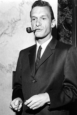 Изображение 14. Men's Digest: День рождения Хью Хефнера, куртка-гибрид от Vanson и видео об актере Денни Трехо.. Изображение № 7.