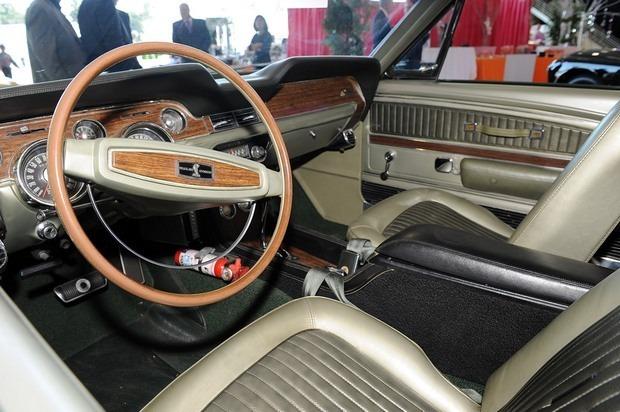В Америке нашелся уникальный маслкар Shelby Mustang 1968 года. Изображение № 6.