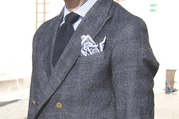 Детали: Репортаж с выставки мужской одежды Pitti Uomo. День первый. Изображение № 68.