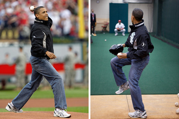 Наглядный пример: Барак Обама. Изображение № 47.