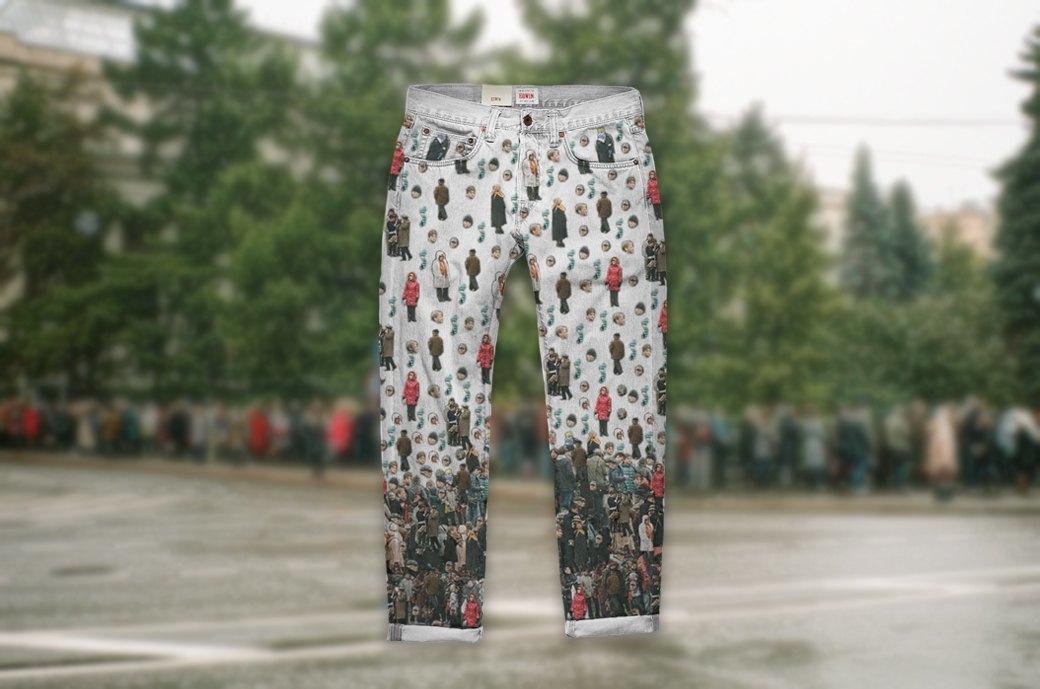 Эксперимент FURFUR: Снимки улиц Москвы как способ разнообразить мужской гардероб. Изображение № 3.