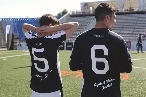 Детали: Репортаж с футбольного турнира магазина FOTT. Изображение № 2.