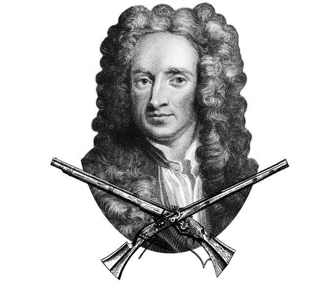 Игры разума: Как Исаак Ньютон боролся с мафией, пуская в дело пытки и шантаж. Изображение № 1.