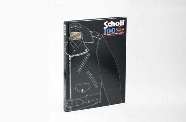 Американская марка Schott издала книгу о своей истории к 100-летнему юбилею. Изображение № 1.