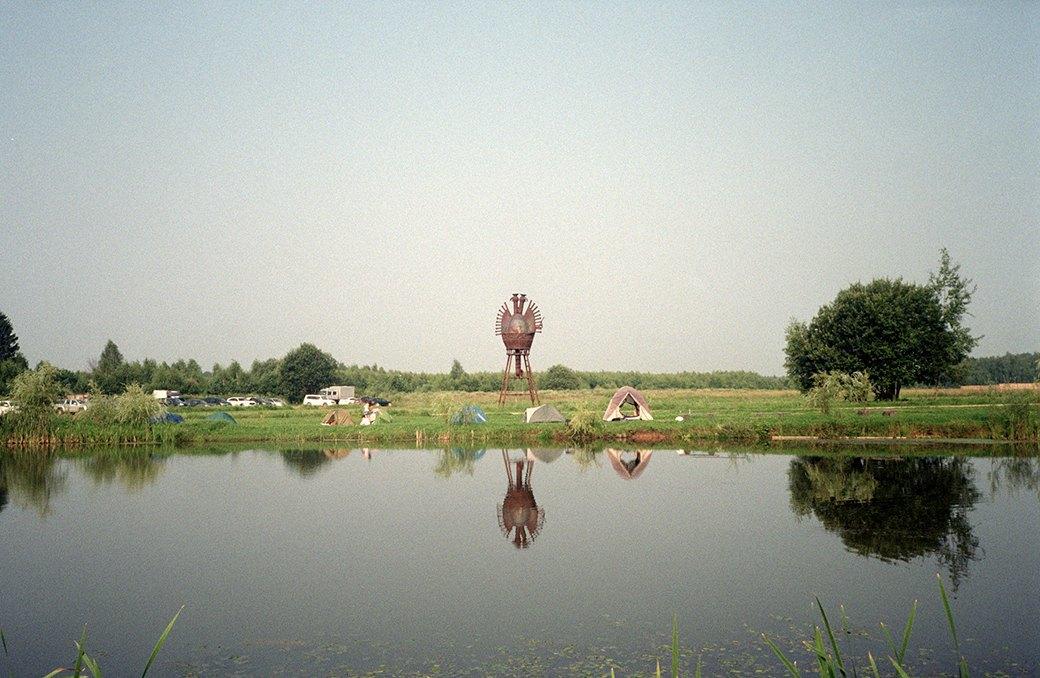 Рейв в лесу: Фоторепортаж с фестиваля «Архстояние» . Изображение № 28.