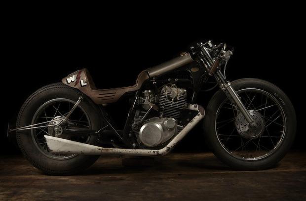 Испанская мастерская El Solitario изготовила мотоцикл Winning Loser. Изображение № 8.