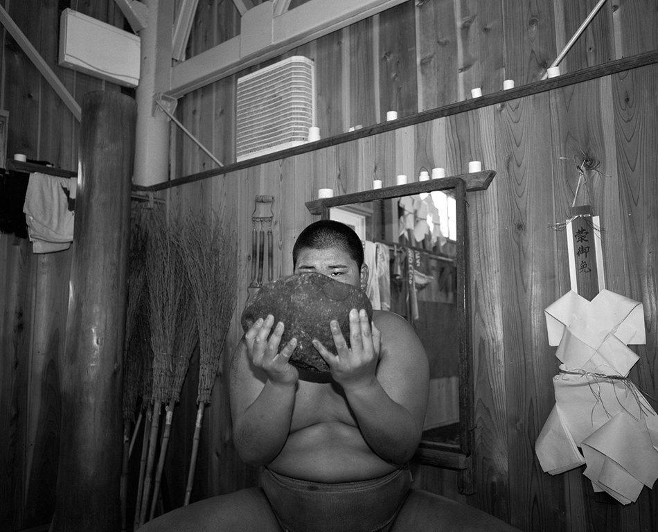 Как тренируются в борцовских школах сумо. Изображение № 11.