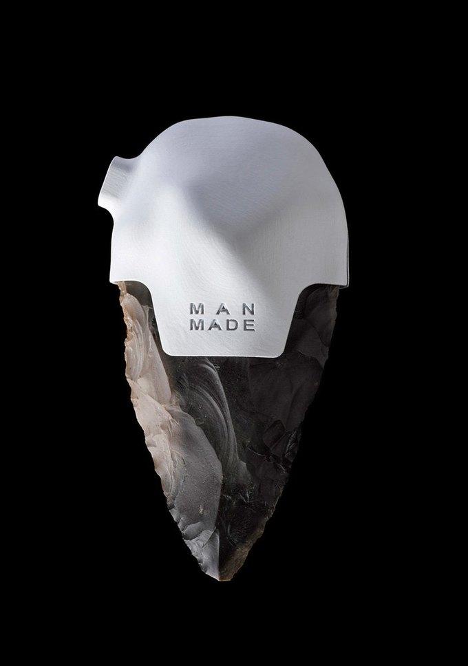Man Made: Орудия доисторической эпохи, реконструированные на 3D-принтере. Изображение № 10.