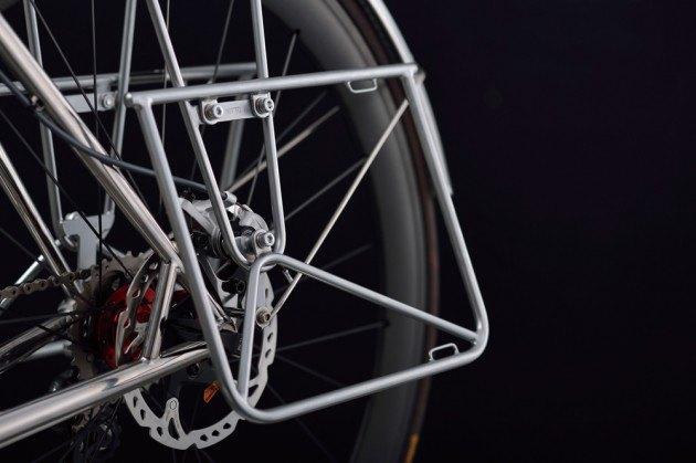 Велофирма Muller в сотрудничестве с Snow Peak представила горный байк. Изображение № 5.