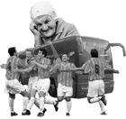 Играть с судьбой: 10 футбольных суеверий. Изображение № 3.