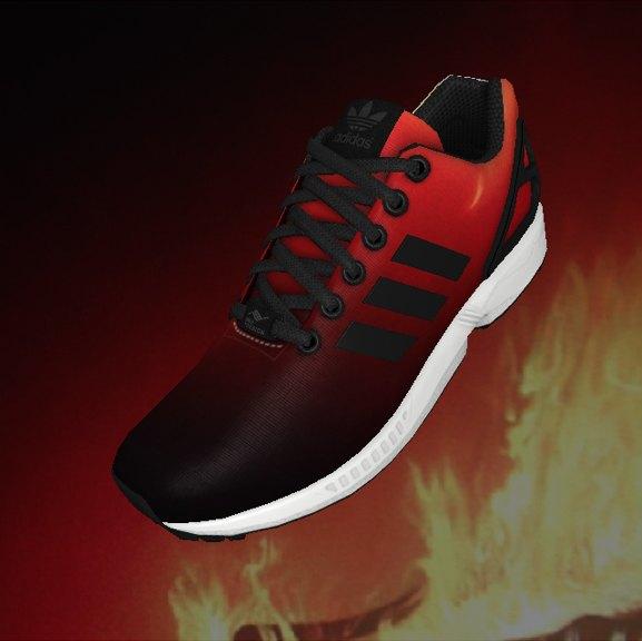 Редакция FURFUR тестирует приложение Adidas miZX FLUX. Изображение № 2.