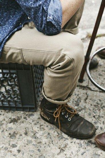 Марка Lee 101 выпустила лукбук весенней коллекции одежды. Изображение № 6.