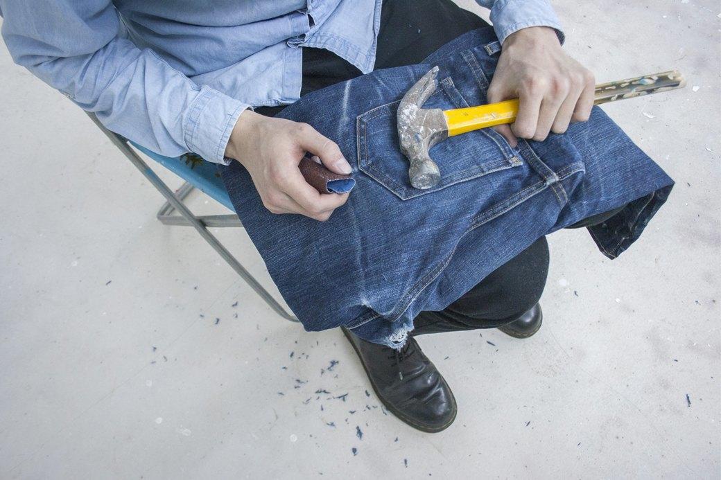 Как кастомизировать любимую пару джинсов. Изображение № 3.