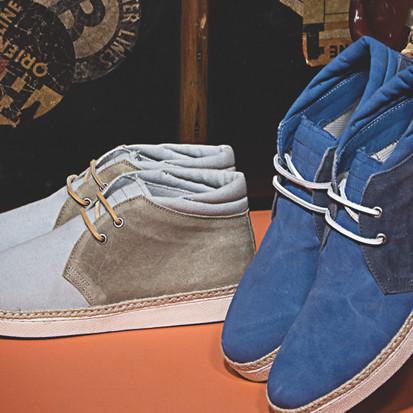 Итальянская марка BePositive выпустила весеннюю коллекцию обуви. Изображение № 1.