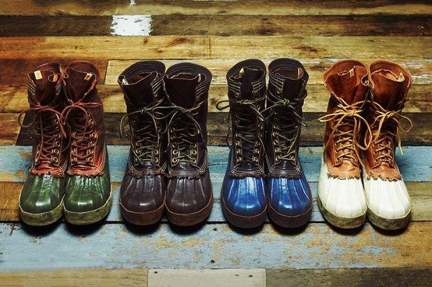 Марка Visvim анонсировала новую коллекцию одежды и обуви. Изображение № 2.