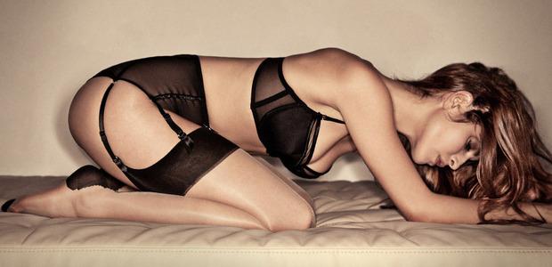 Модель Элени Ти снялась в рекламе марки Lascivious. Изображение № 15.