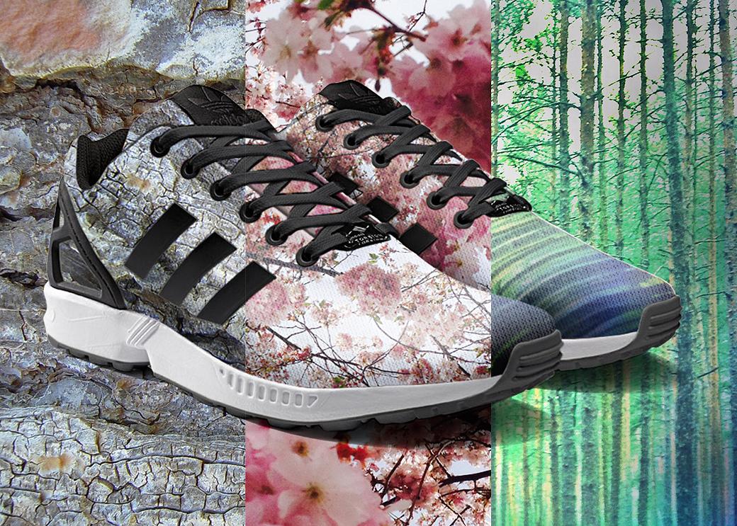 Как превратить фотографию со своего iPhone в кастомный кроссовок с помощью приложения Adidas. Изображение № 2.