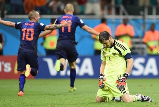 Грустные футболисты: Самый трагичный Tumblr-блог в истории современного спорта. Изображение № 1.