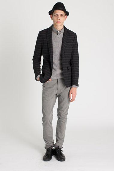 Новая коллекция одежды дизайнера Стивена Алана. Изображение № 4.