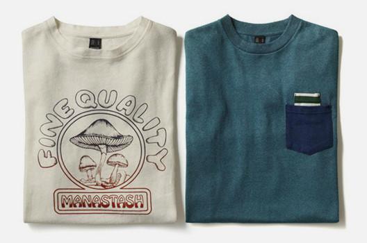 Американская марка Manastash выпустила весеннюю коллекцию одежды. Изображение № 9.