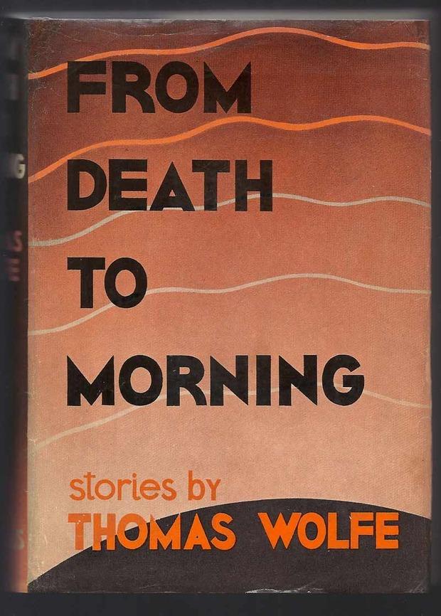 Воскресный рассказ: Томас Вулф. Изображение № 1.