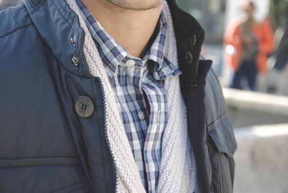 Детали: Репортаж с выставки мужской одежды Pitti Uomo. День первый. Изображение № 36.