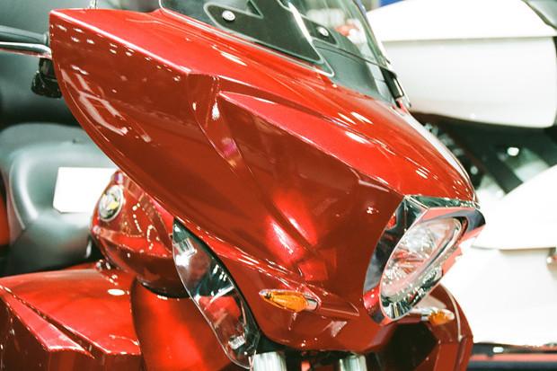 Лучшие кастомные мотоциклы выставки «Мотопарк 2012». Изображение №20.
