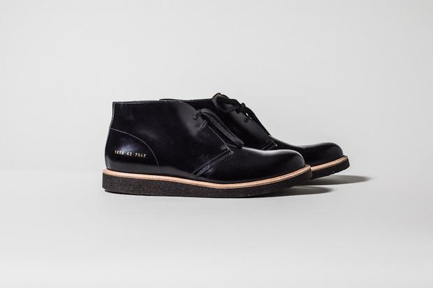 Марка Common Projects представила осеннюю коллекцию обуви. Изображение № 2.