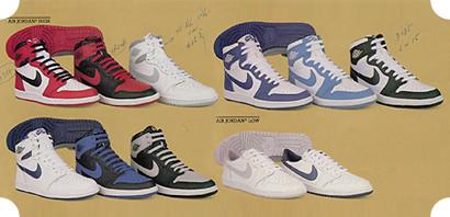Эволюция баскетбольных кроссовок: От тряпичных кедов Converse до технологичных современных сникеров. Изображение № 41.