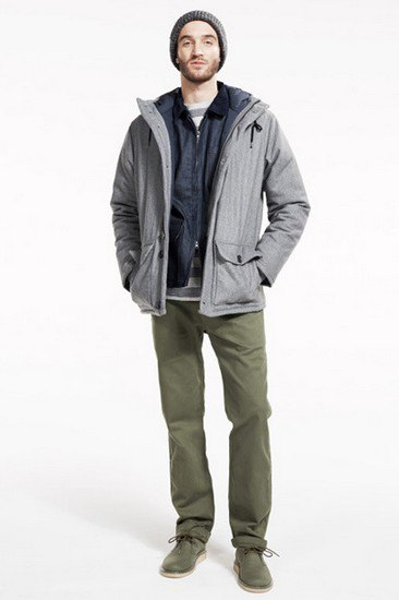 Марка Saturdays Surf NYC выпустила лукбук осенней коллекции одежды. Изображение № 4.