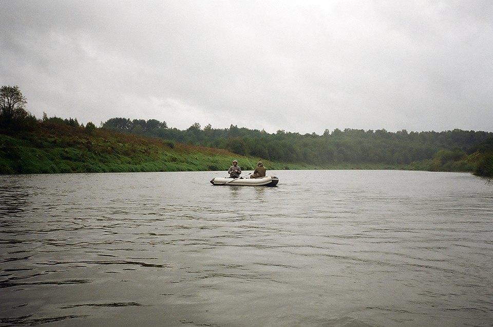 Фоторепортаж: Как редакторы FURFUR съездили на рыбалку. Изображение № 24.