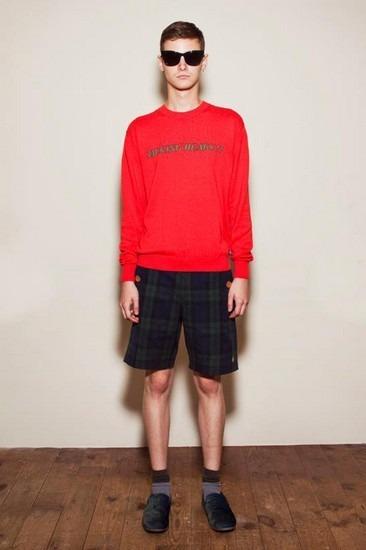 Марка Undercover опубликовала лукбук весенней коллекции одежды. Изображение № 22.